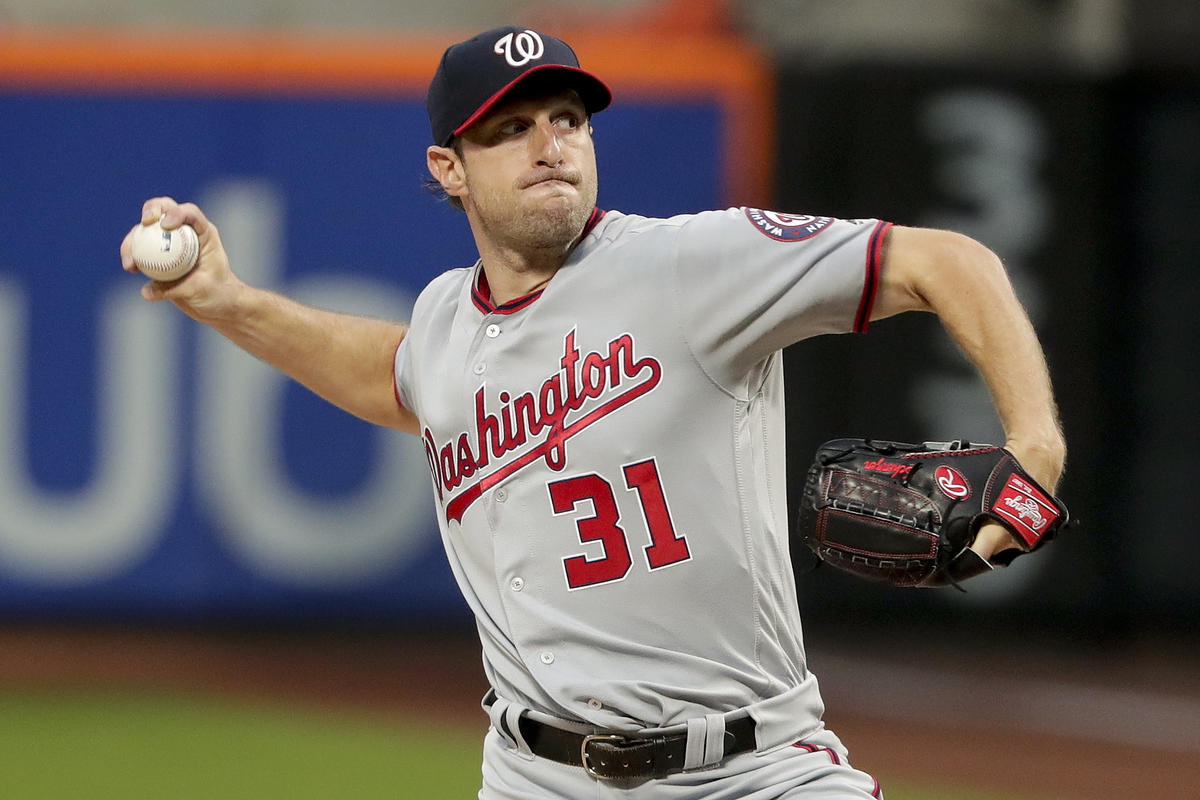 Scherzer Will Start For NL In All-Star Game