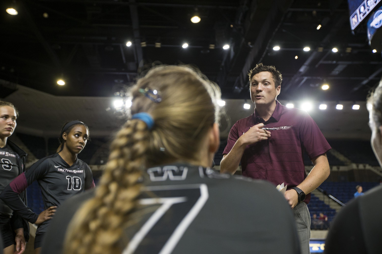 Trevor Callarman Named Hawks Head Volleyball Coach
