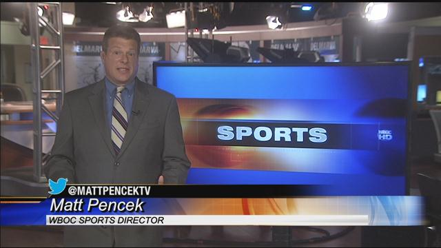 WBOC Sports Report – Monday October 15, 2018