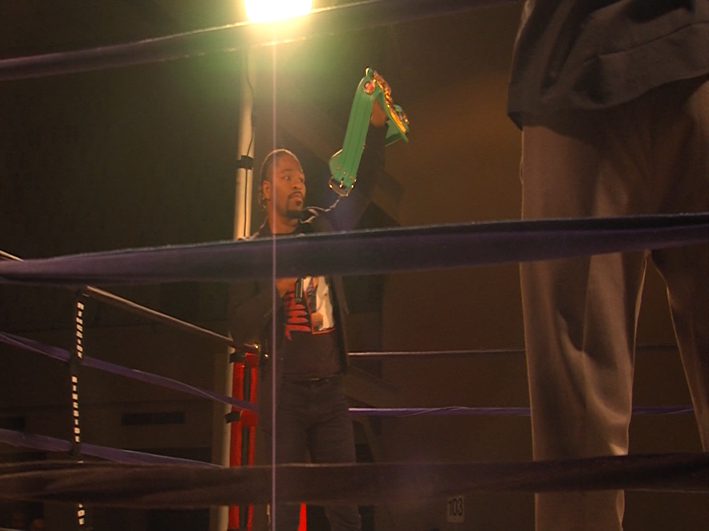 WBC Welterweight Champion Shawn Porter returns to Delmarva