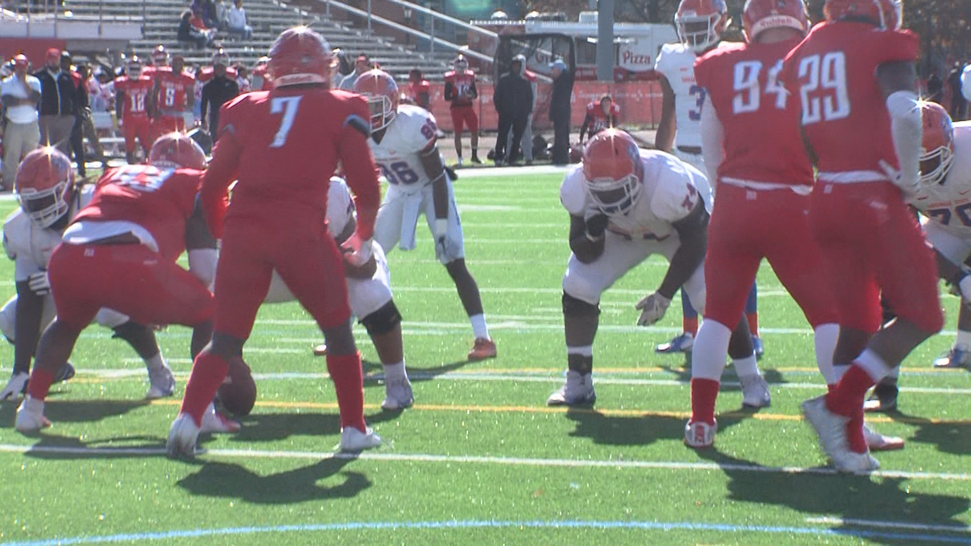 Delaware State's Cavicante Earns All-MEAC First Team