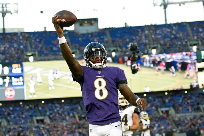 Renewed Ravens Running Game