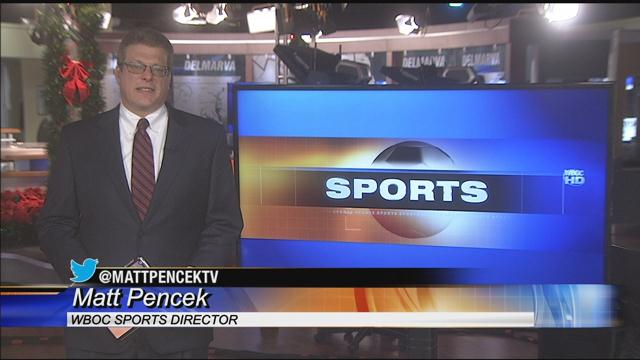 WBOC Sports Report – Wednesday February 27, 2019