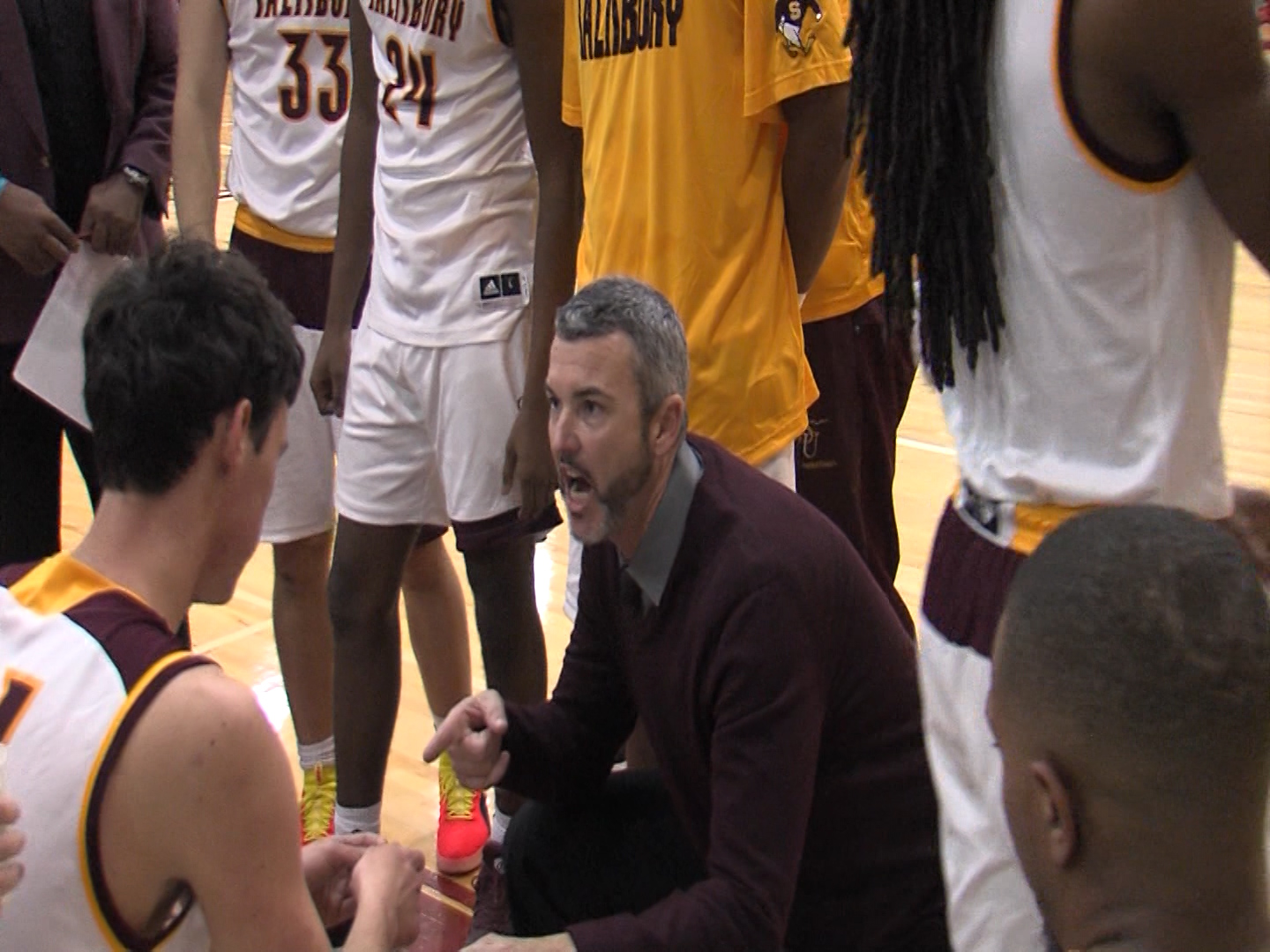Salisbury Will Host Quarterfinal Round of CAC Men's Basketball Tournament