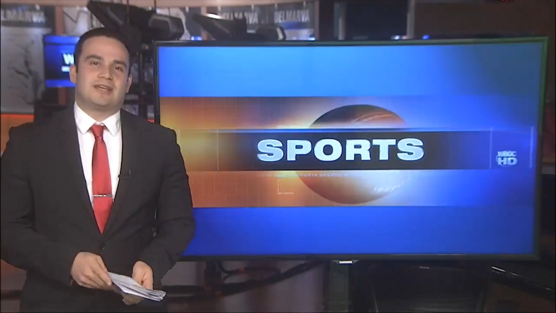 WBOC Sports Report – Saturday January 5, 2019