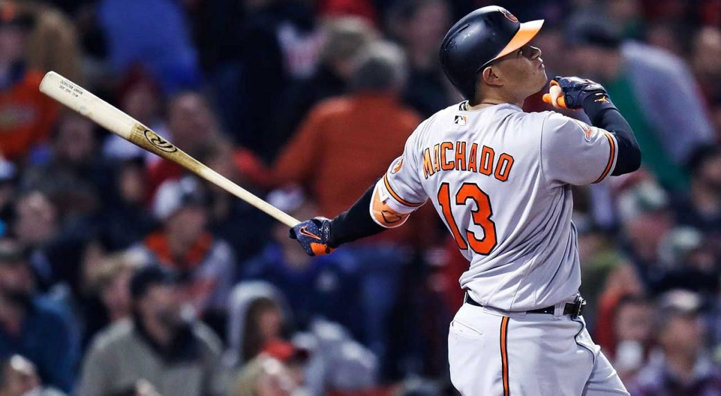 Machado Signs With San Diego