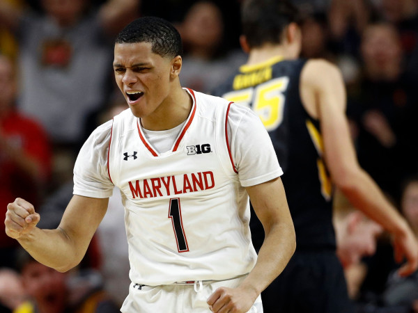 Terps Survive With Win At Iowa