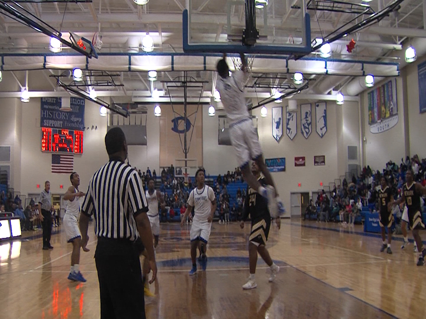 A Pair Of Undefeated Teams Highlight Friday's Henlopen Conference Basketball Championship Doubleheader