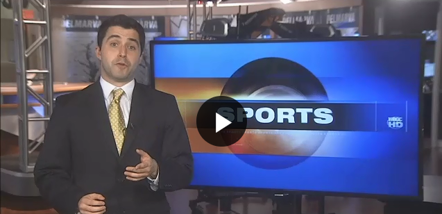 WBOC Sports Report-Wednesday, March 28th 2019