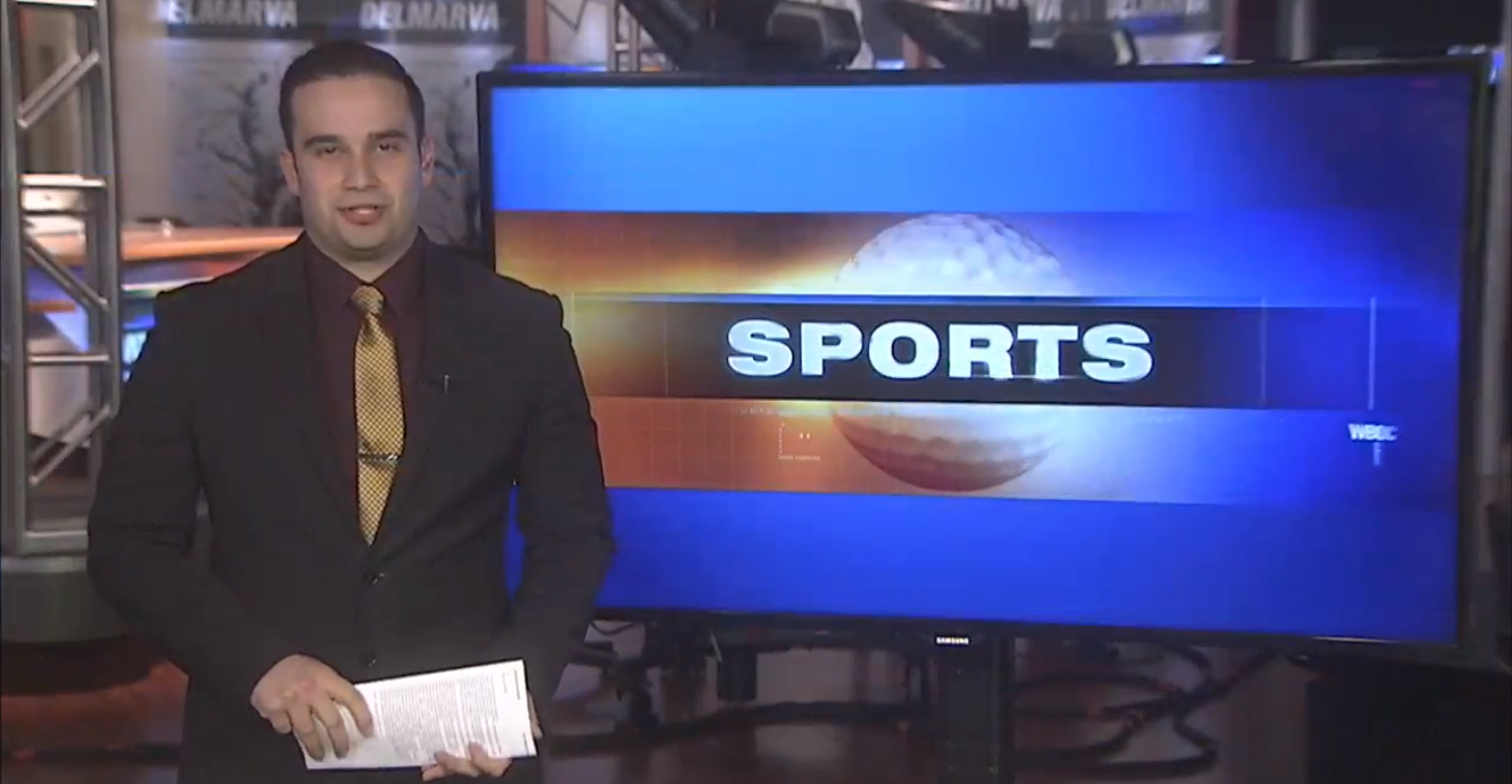 WBOC Sports Report – Weekend of April 7, 2019