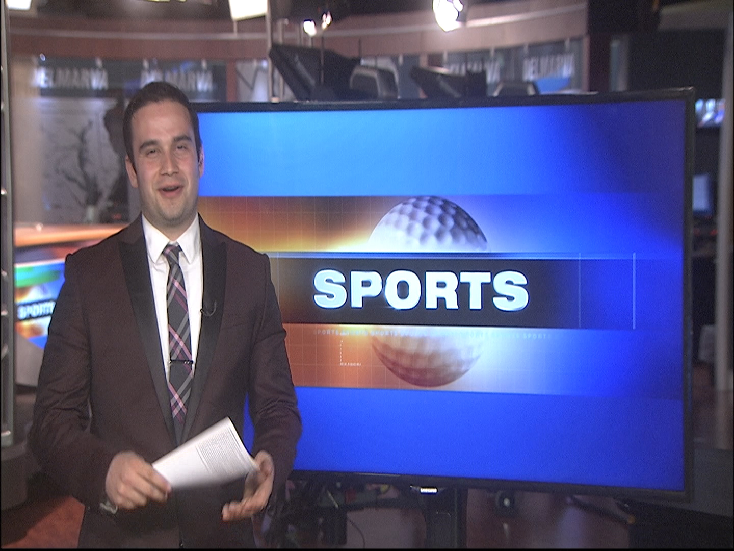 WBOC Sports Report – Sunday April 14, 2019