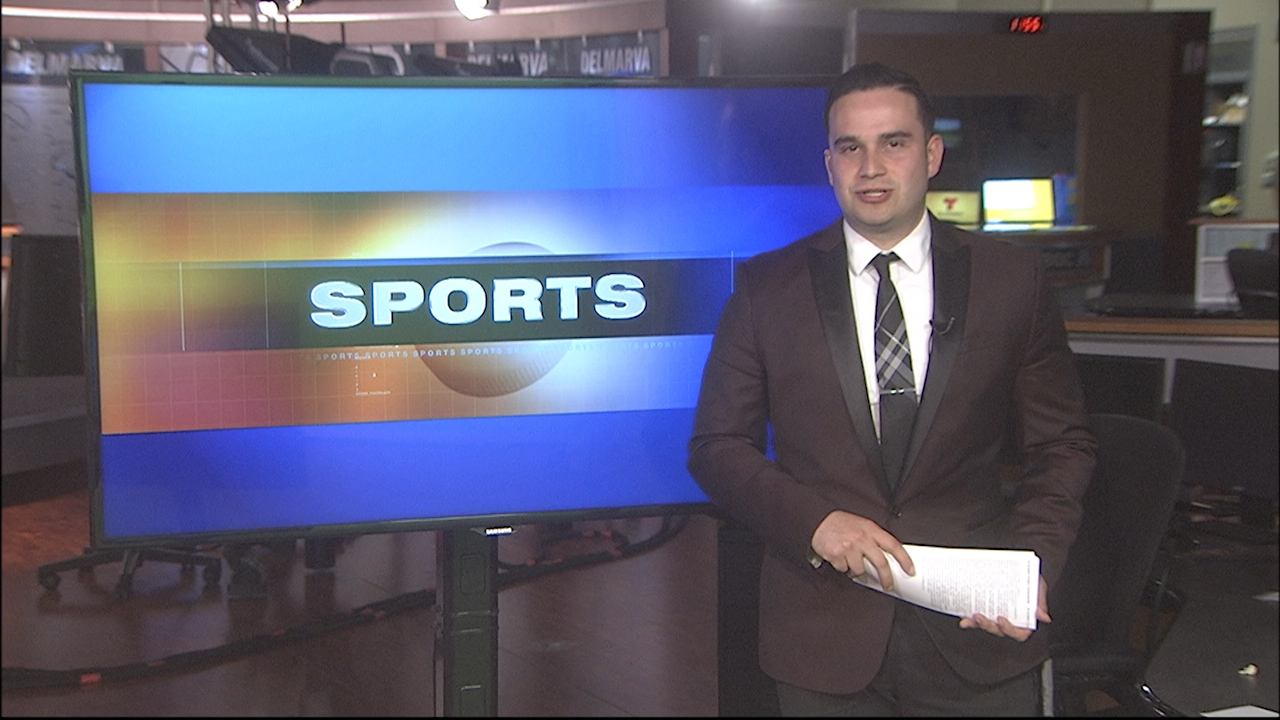 WBOC Sports Report – Saturday April 27, 2019