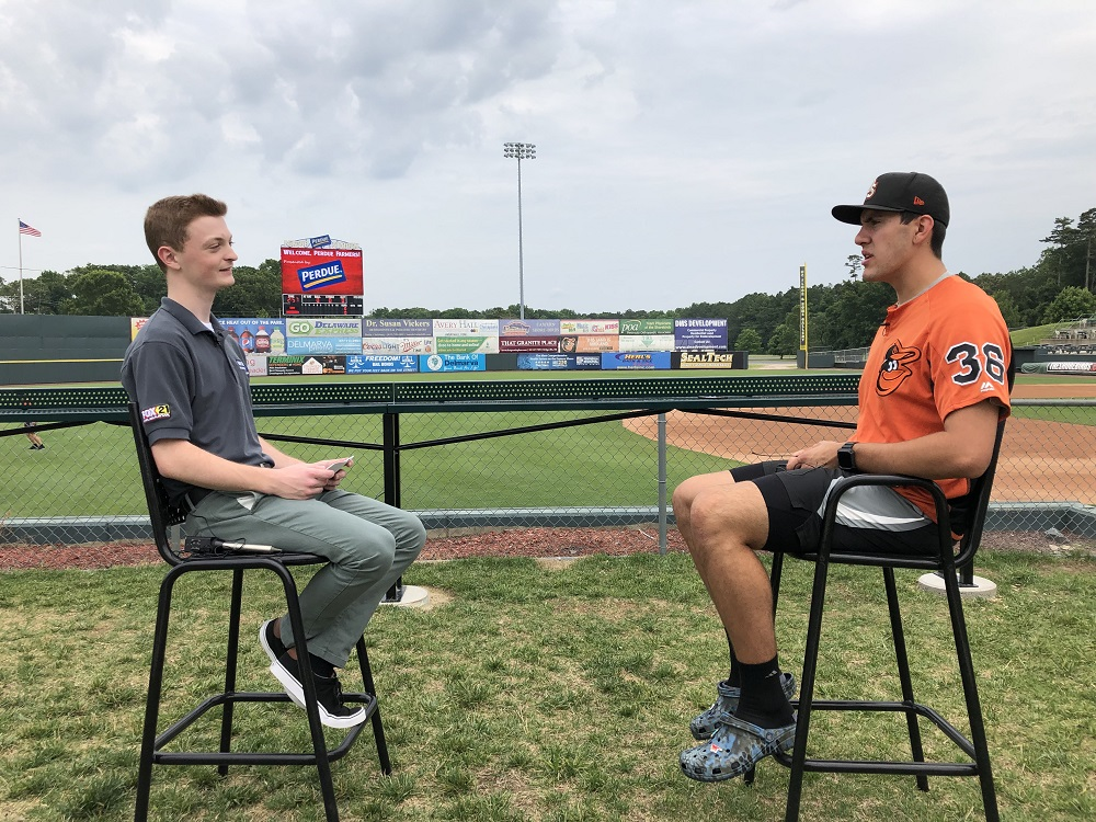 Shorebirds Sit Down: Grayson Rodriguez