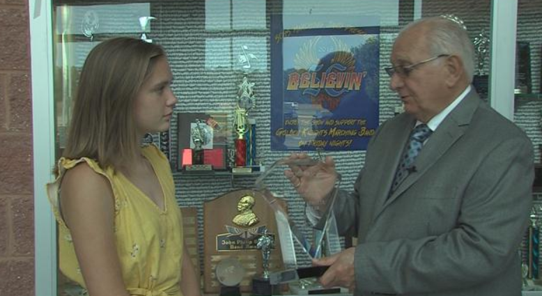 Military Scholar Athlete of the Month: Presented by Mountaire Farms