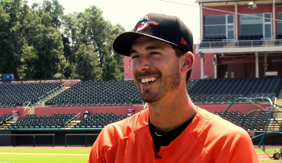 Shorebirds Sit Down: Kyle Moore