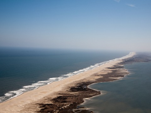 The rapid sea-level rise is already affecting the barrier island that is Assateague National Seashore.