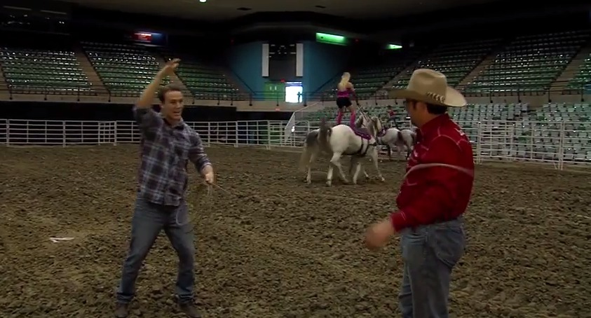 Lone Star Rodeo – Friday, January 23, 2015
