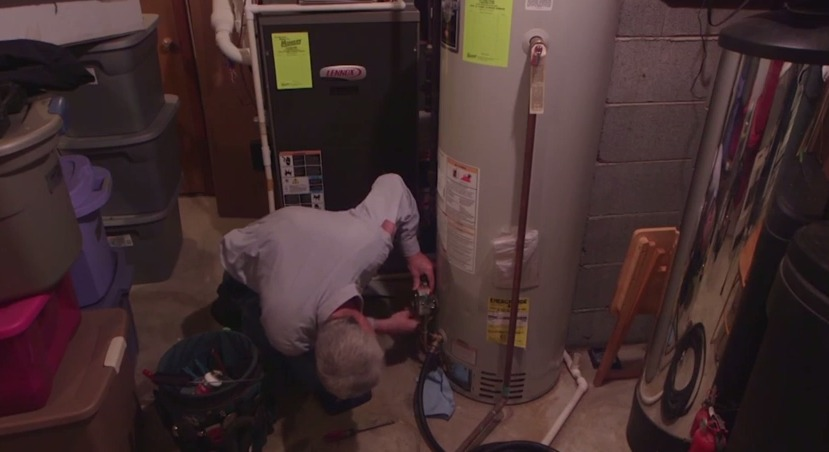 Water Heater – Monday, January 26, 2015