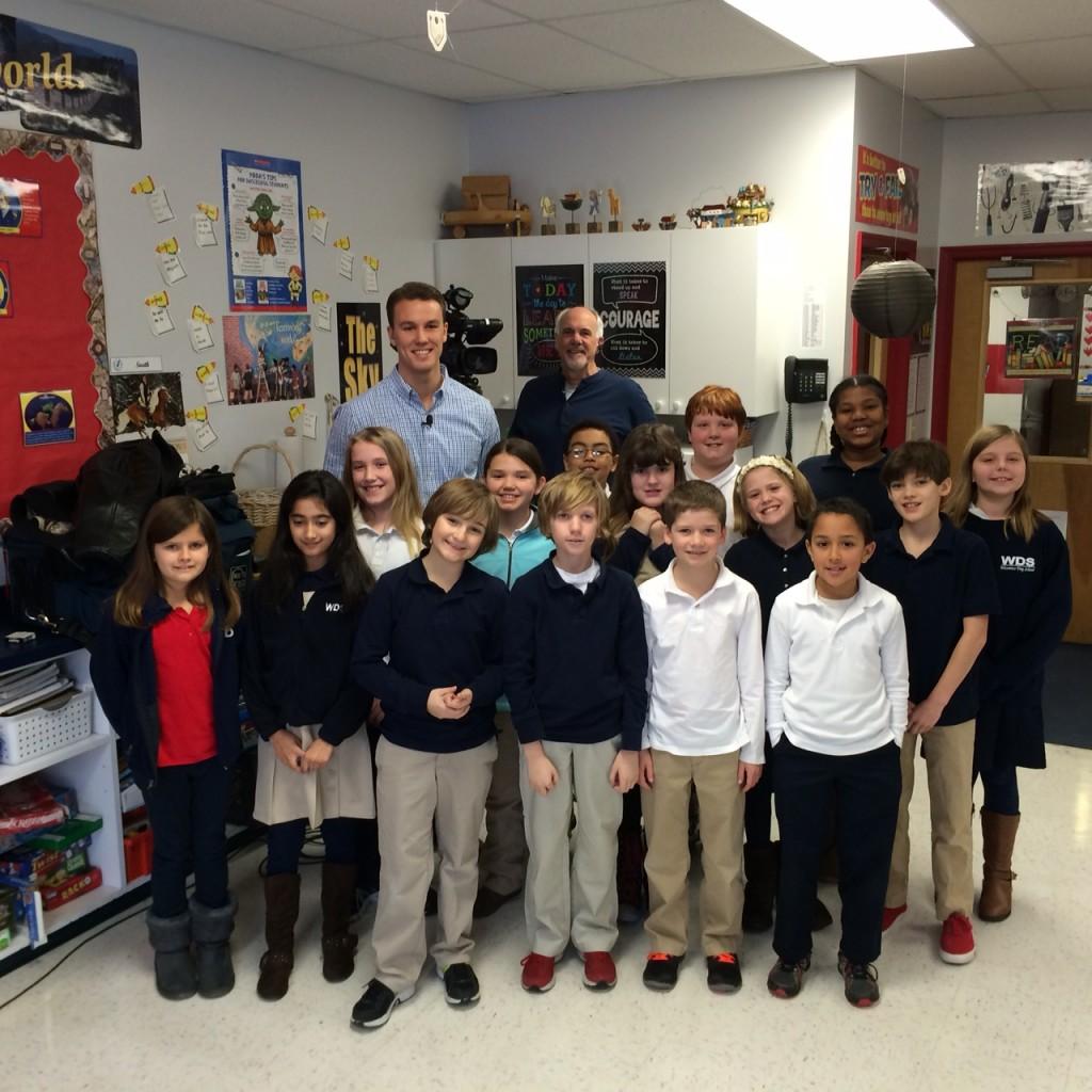 Wicomico Day School – Monday, February 23, 2015