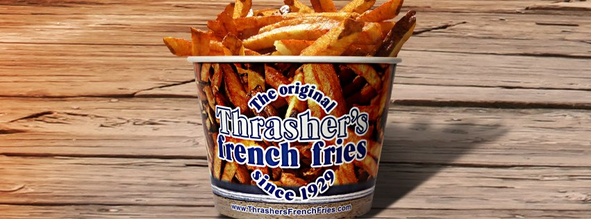 Thrasher's Makes #2 on Buzzfeed's 'Top Fries to Eat Before You Die' List