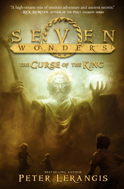Author Peter Lerangis – Seven Wonders