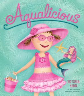 Aqualicious Author Victoria Kann – Thursday, March 5, 2015