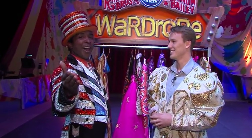 A Day in the Life of a Ringmaster with Sean Streicher – Wednesday, March 11, 2015