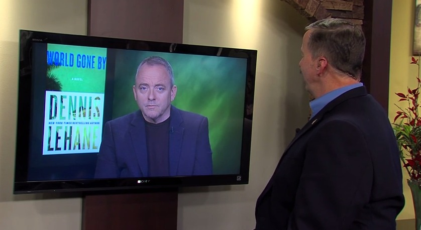 Dennis Lehane Tells Us About His New Book, 'World Gone By' – Monday, March 23, 2015
