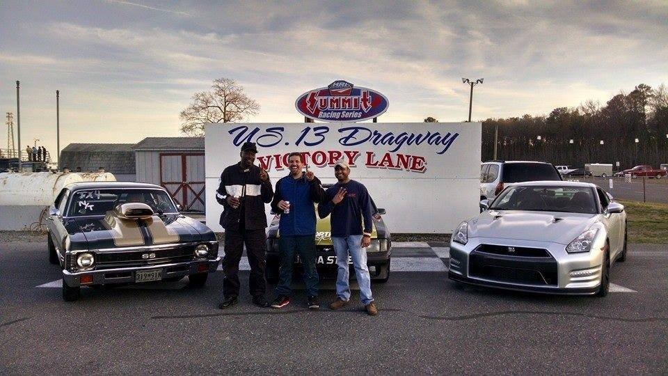 """The List"" Top 10 Grudge Racing Series – US 13 Dragway"