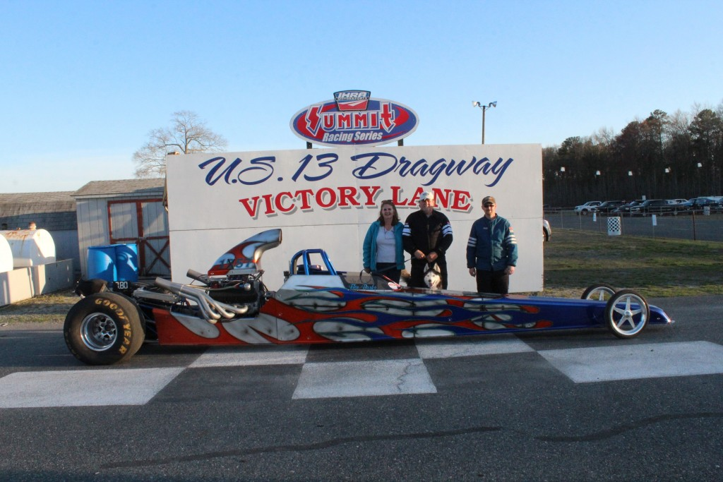 US 13 Dragway – Ben Parks Wins Week Two – April 12, 2015