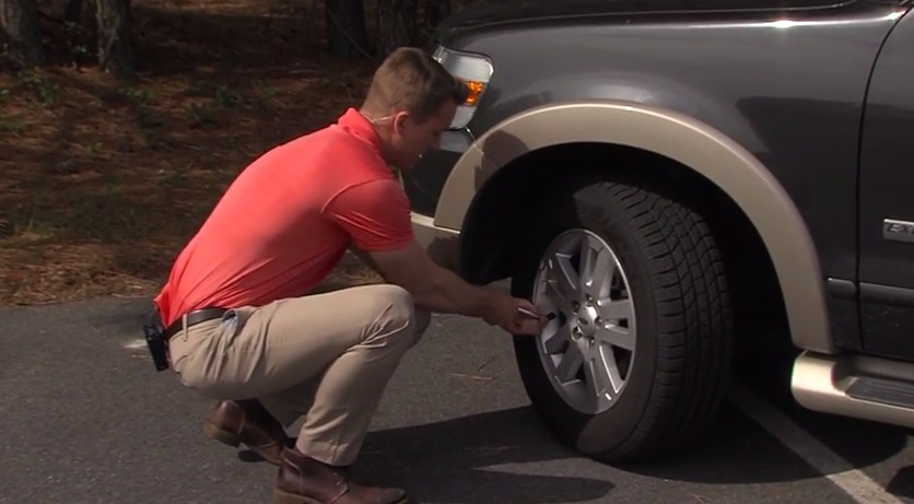 Tire Troubles & Pot Holes – State Farm Insurance – Monday, April 13, 2015
