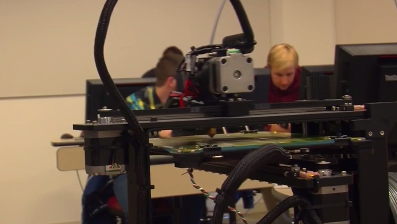 3D Printers Are Becoming Popular & We're Using Them On Delmarva – Tuesday, April 28, 2015
