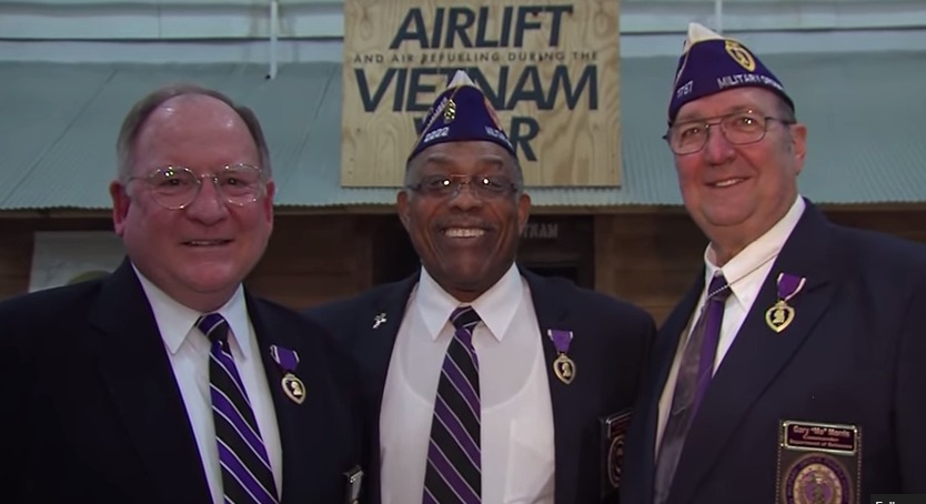 Purple Heart Award & Delmarva Recipients – Wednesday, May 6, 2015
