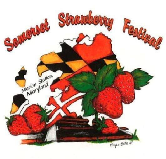 Somerset Strawberry Festival Returns to Marion Station May 15