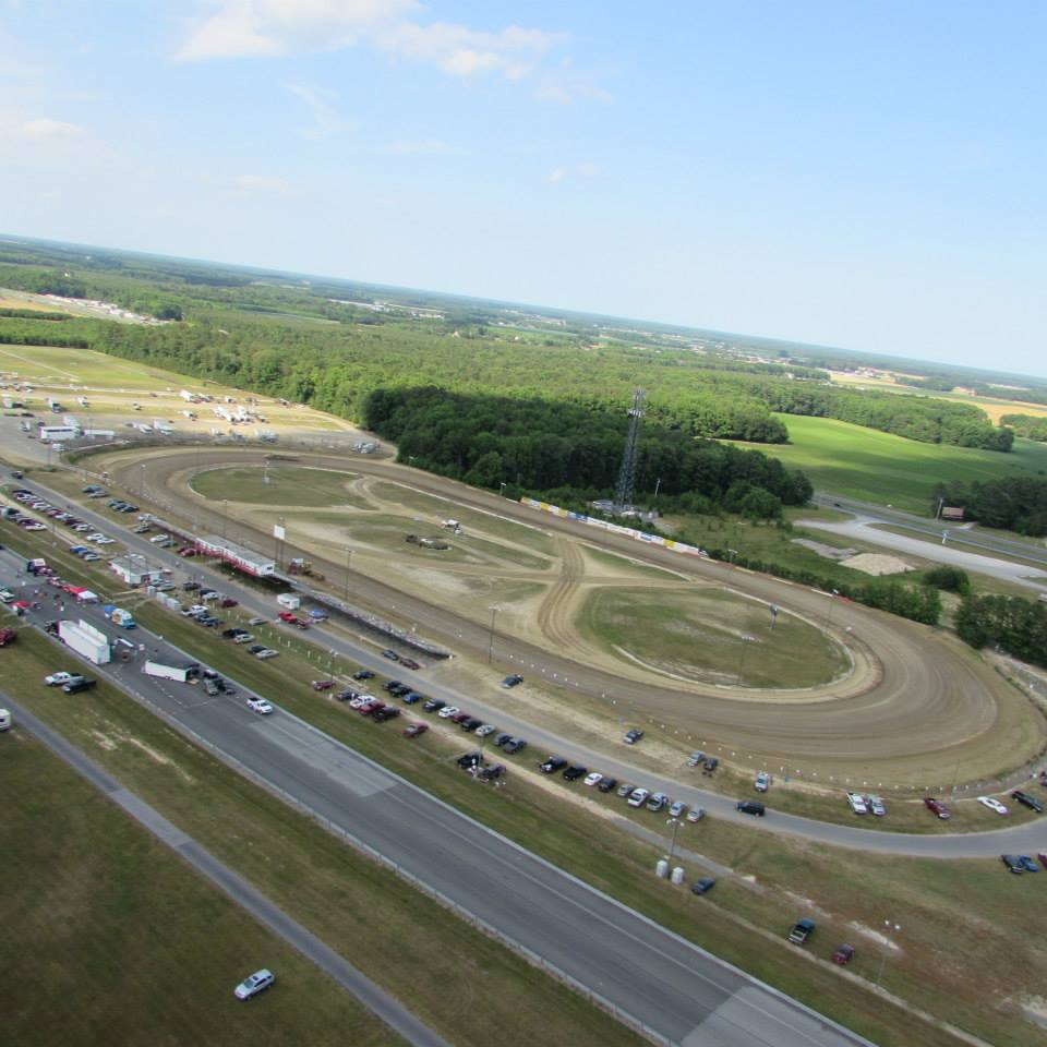 Camp Barnes Benefit Race at Delaware International Speedway