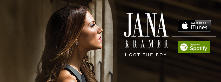 Delmarva's Favorites at Big Barrel – Jana Kramer