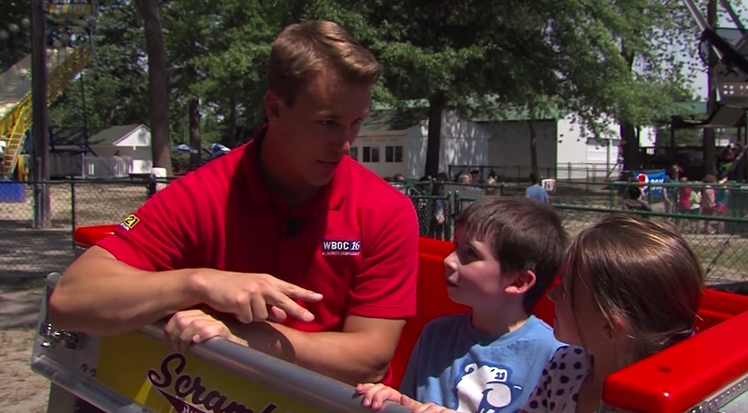 A Day in the Life of a Hebron Fireman's Carnival Goer – Wednesday, June 17, 2015