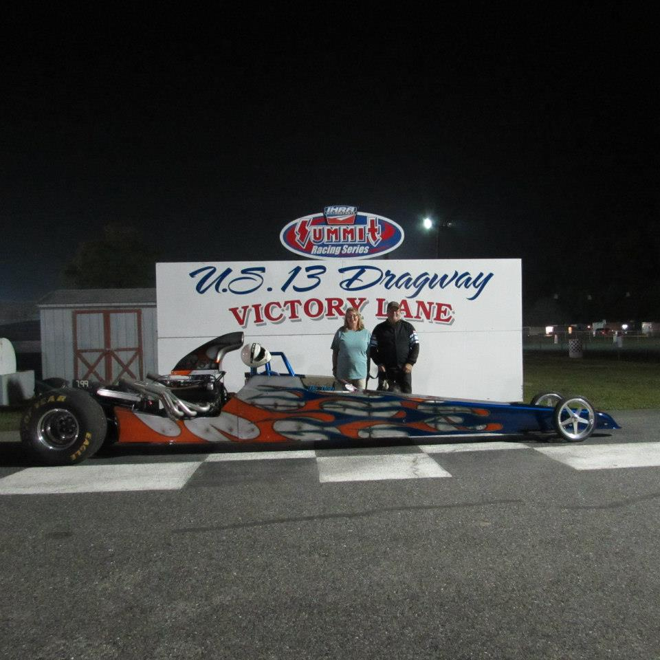 Ben Parks Takes 3rd  Win of the Season at U.S. 13 Dragway
