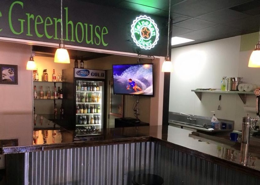 The Greenhouse Cafe in Ocean City, Md.