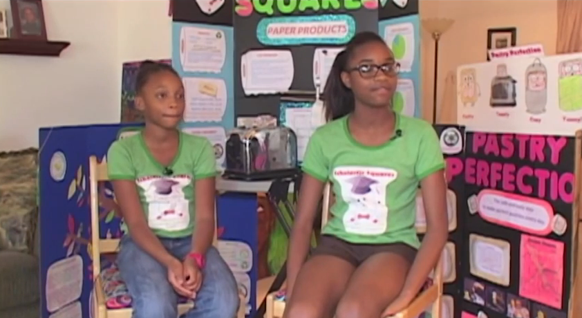 Young Inventors – YMCA Kids Camp – Monday, June 22, 2015