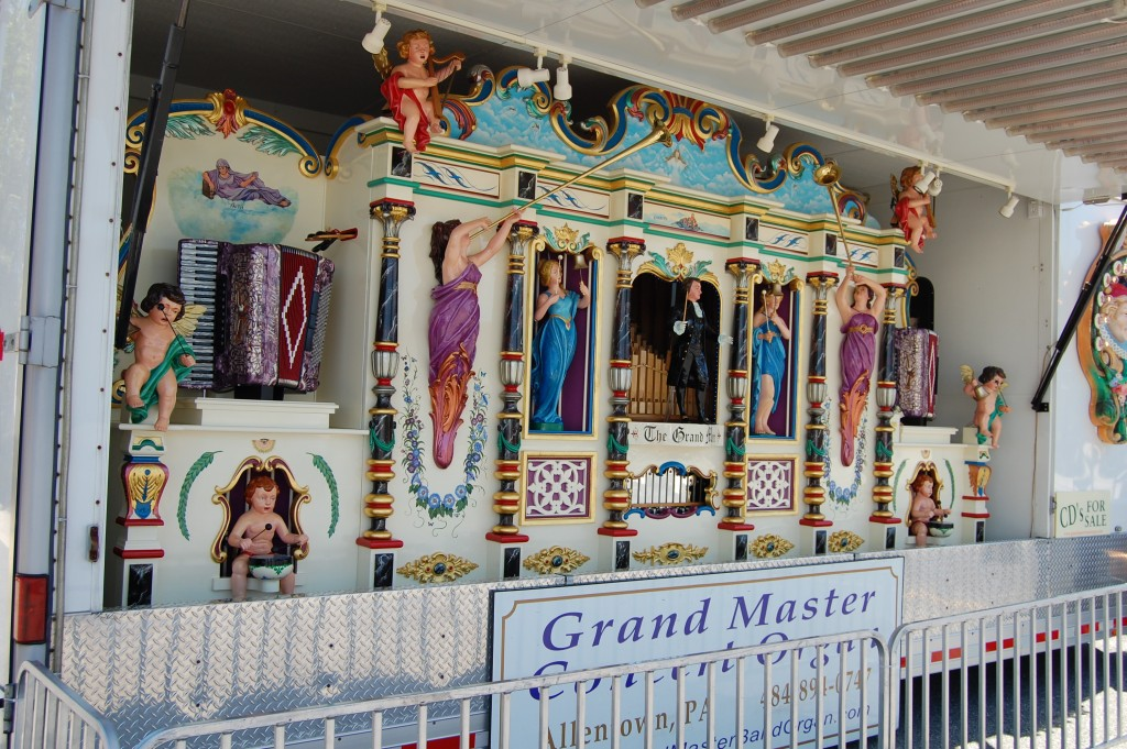 Organist Returns to Delaware State Fair for 8th Year