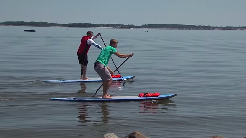 Paddle Board Racing – Thursday, June 25, 2015