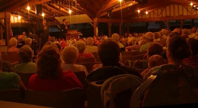 Sean Visits Carey's Camp – Monday, July 27, 2015