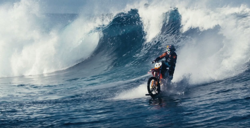 """Robbie Maddison Makes """"Pipe Dream"""" a Reality"""