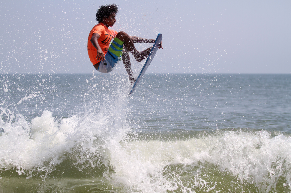 Dewey Beach, Del. : 'Where Skimboarders are Made'