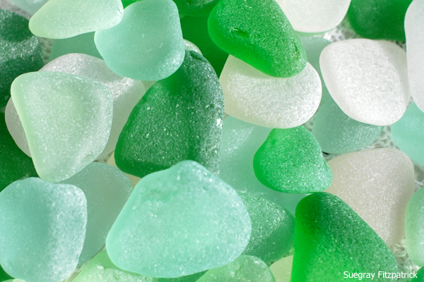Sea Glass Collectors Welcome at Ocean City's NASGA Event