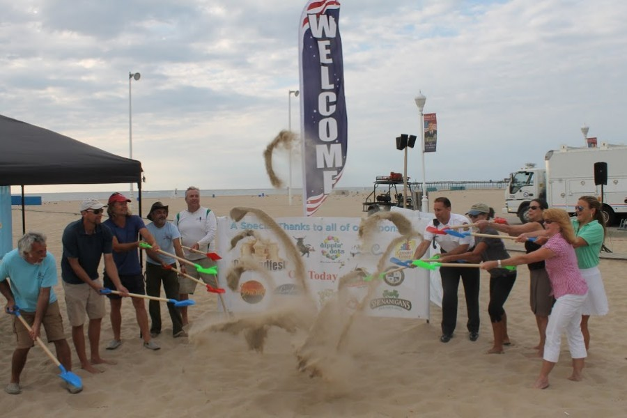 Sandfest Returns to Ocean City for Second Year