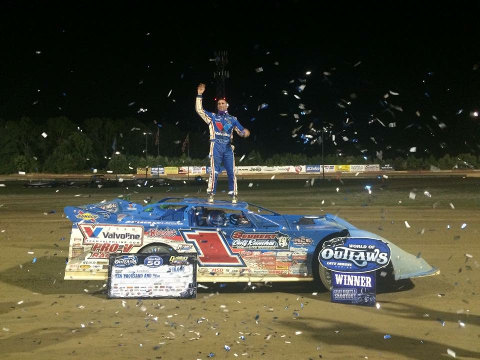 Josh Richards Wins Delaware's Fulton Bank 50 – Delaware International Speedway