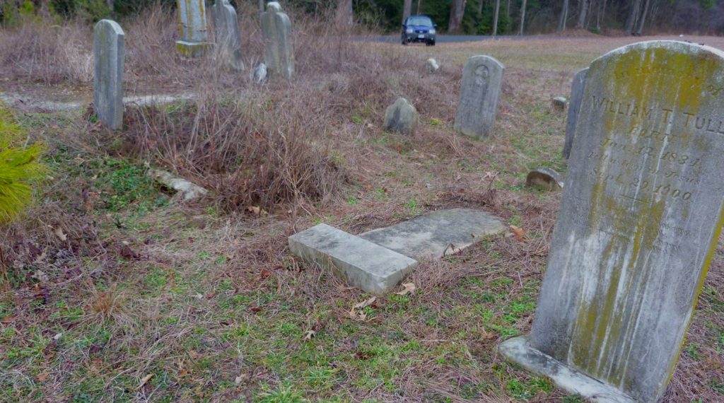 Travels With Charlie: Return of the Gravestone in Accomack County, Va.
