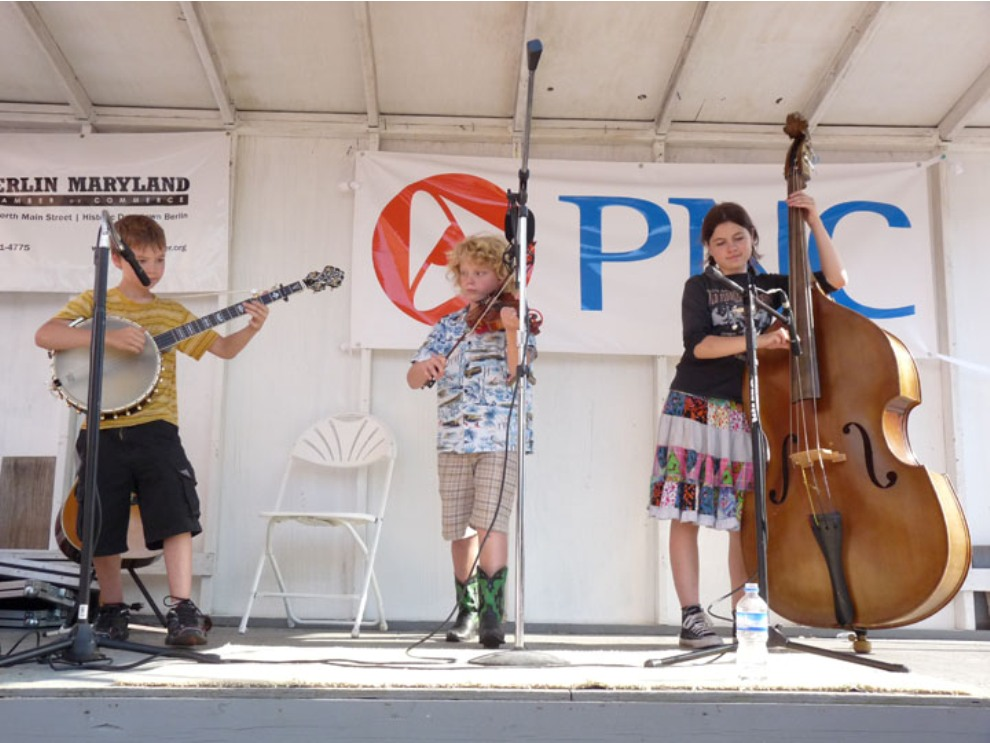 25th Annual Berlin Fiddlers Convention Begins Friday